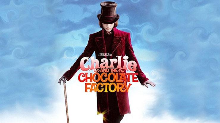 と 工場 考察 チョコレート チャーリー